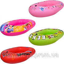 Надувная лодка для маленьких