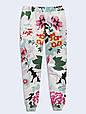 Женские брюки Spring flowers, фото 2