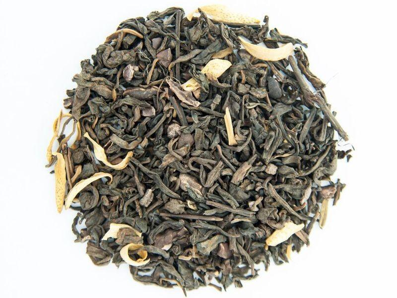 Чай Шоколадный брауни 100г
