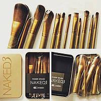 Кисти Naked 3
