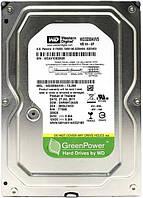 Жесткий диск (HDD) Western Digital 320GB (WD3200AVVS) , фото 1