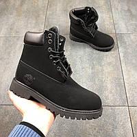 Ботинки Timberland Classіc Winter  мех replica AAA