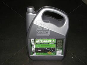 Антифриз зеленый G11 STANDART-40 LONG LIFE 9кг 48021034706