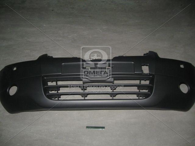 Бампер передний NISSAN QASHQAI (Ниссан Кашкай) (пр-во TEMPEST)