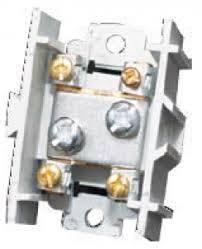 Клемна колодка розгалужувач SV 35 (35-16мм2) (латунь), фото 2