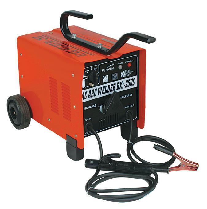 Сварочный аппарат EXPERT BX1-250C, 10кВа, 220/380 В, ток 65-250 А, еле