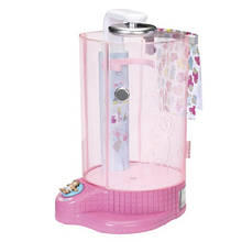 Автоматична душова кабінка для ляльки Baby Born