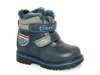 Детская зимняя обувь Clibee синий