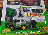 Игрушка Ферма Farm-set first grade product