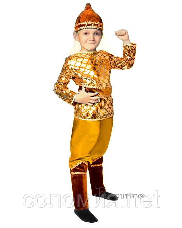 Детский костюм для мальчика Витязь
