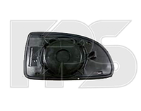 Вкладыш зеркала левый с обогревом Hyundai Getz 2006-11