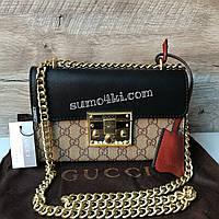 Женская крутая сумка Gucci Гуччи
