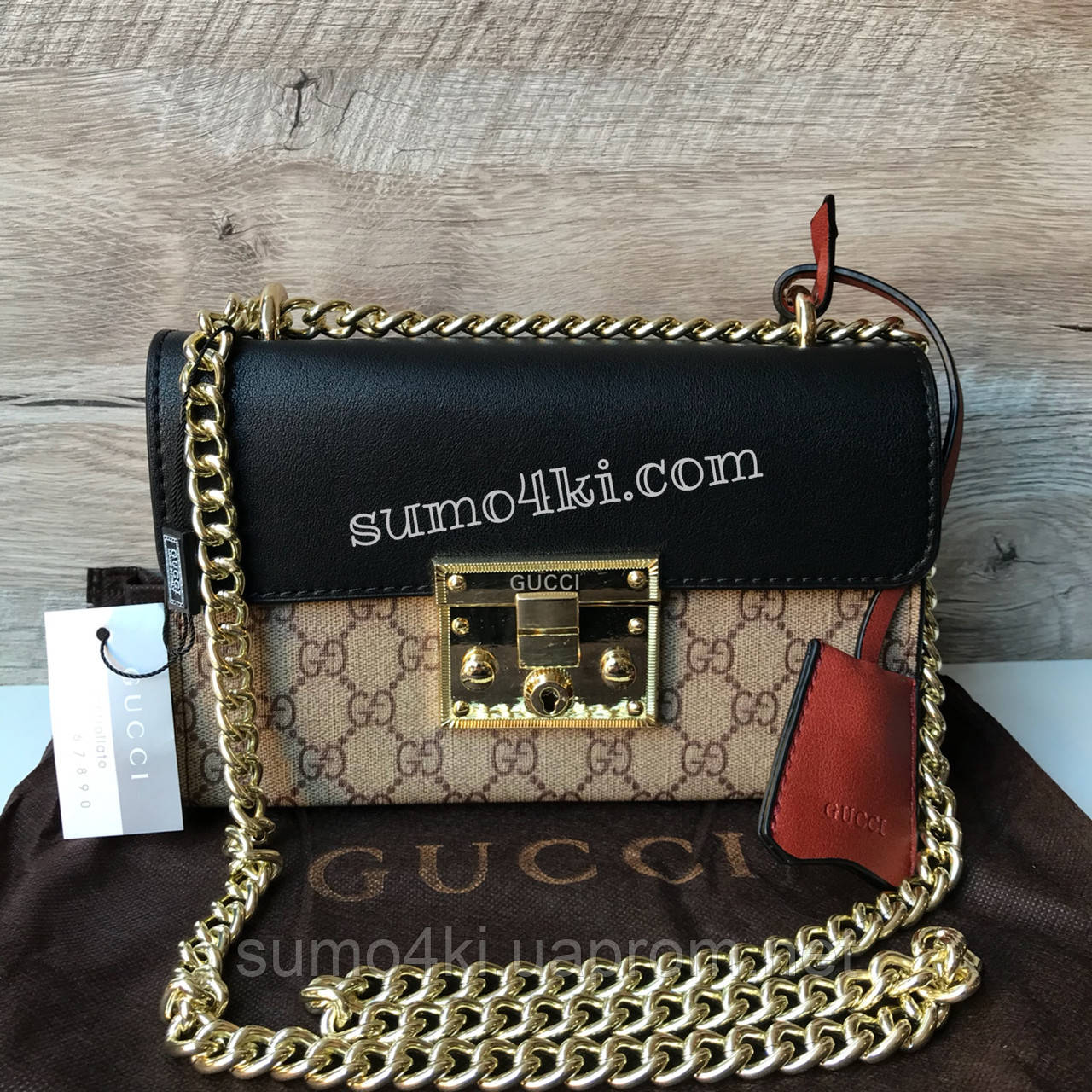 Купить Женскую крутую сумку Gucci Гуччи оптом и в розницу в Одессе ... 8fb6739b8b0