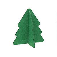 Новогодняя игрушка елка
