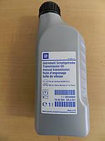 Масло трансмиссионное 1 литр L (SAE 70W / API GL4) BOT 303 для МКПП + КПП easytronic GM 1940004 93165694, фото 1