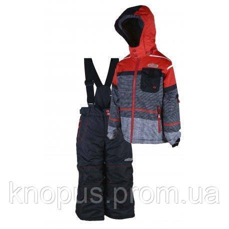 Зимний лыжный термокомбинезон для мальчика PIDILIDI