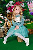 """Платье для девочки """"Baby Doll"""" с пайетками"""