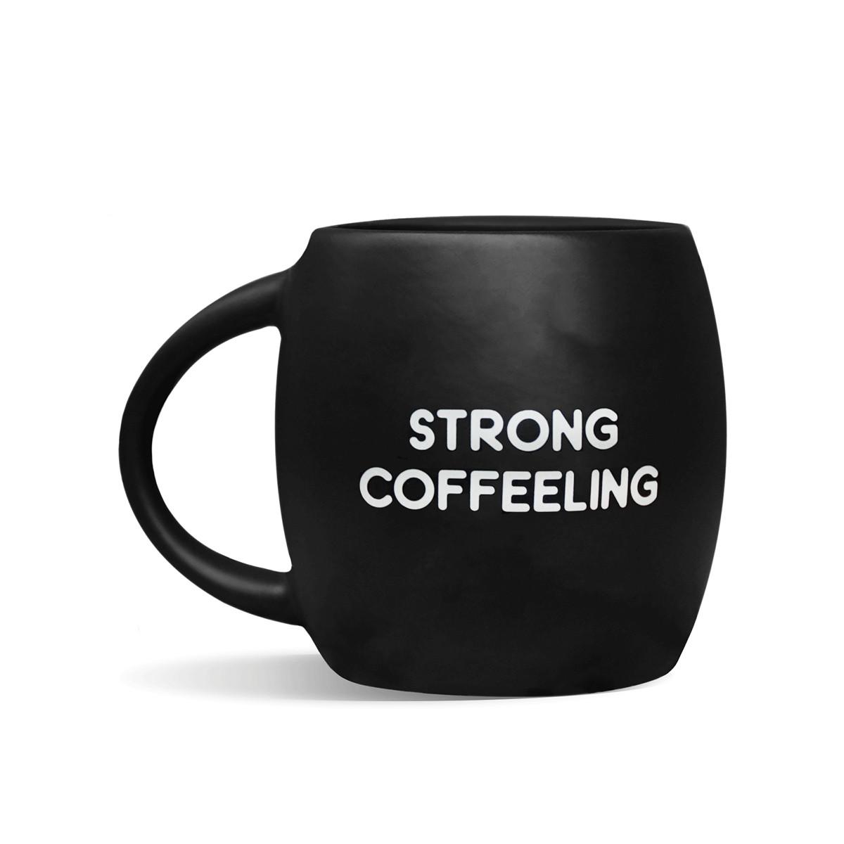 Чашка Strong coffeelling