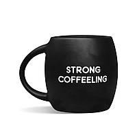 Чашка Strong coffeelling, фото 1
