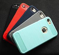 TPU чехол накладка для iPhone 5 / 5S / SE (5 Цветов)