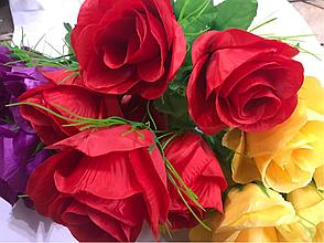 Искусственный букет роза., фото 3