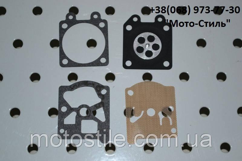 Мембраны карбюратора для бензопил GL 4500/5200  Комплект!