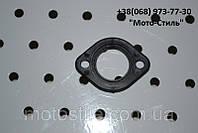 Переходник карбюратора текстолитовый для бензопилGL 4500/5200, фото 1