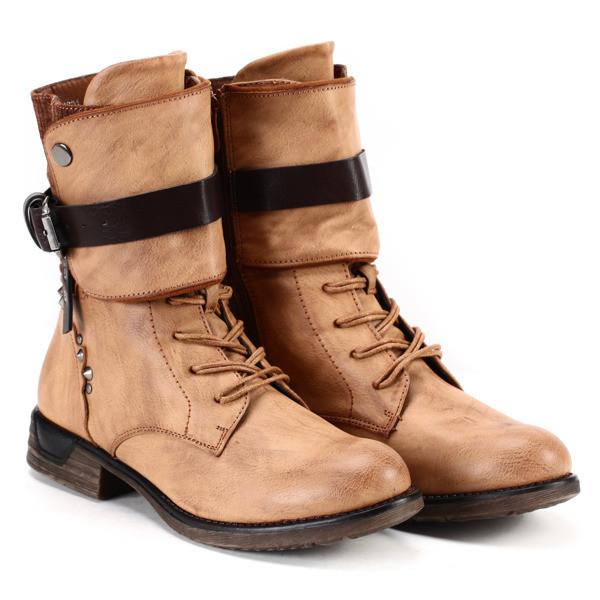 Женские ботинки Zuehlke