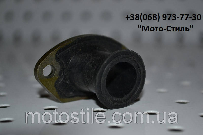 Патрубок карбюратора резиновый для бензопилыGL 4500/5200