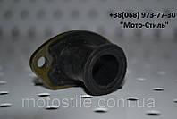 Патрубок карбюратора резиновый для бензопилыGL 4500/5200, фото 1