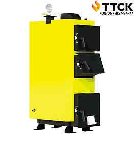 Стальной твердотопливный котел KRONAS UNIC мощностью 15 кВт