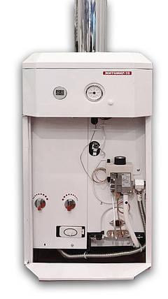 Газовый котел АТЕМ Житомир-10 КС-Г-010 СН с водогрейным контуром, фото 2