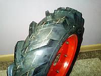 """Колесо для мотоблока 4.00-10 """"Deli Tire"""" (покрышка, диск, камера)"""