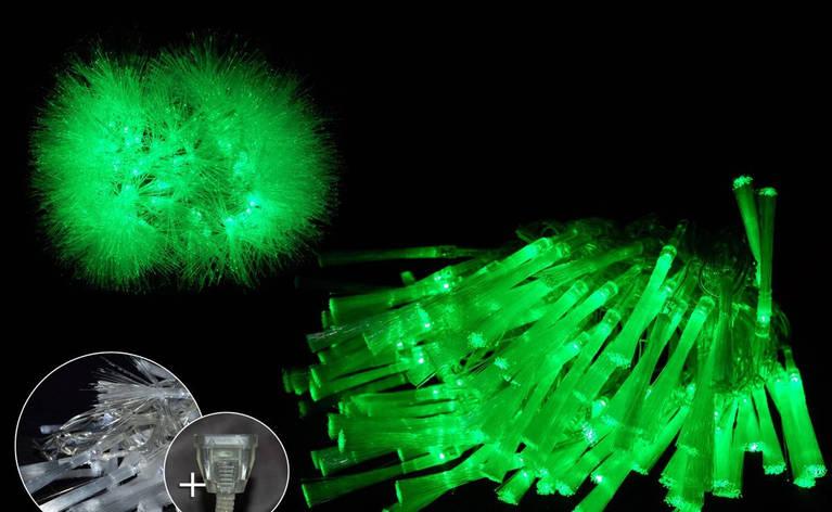 КИСТОЧКИ LED 100 GREEN, фото 2