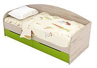 """Lion Детская односпальная кровать """" Л-5 """" 1900х800 лучшее Качество"""