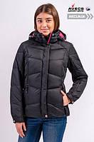 Женская куртка Avecs, черный Р. 50