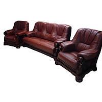 """Комплект """"5030"""" Диван тройка + 2 кресла"""