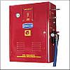 Flexbimec 8300 - Централизованная автоматическая система откачивания масла с электропневматическим действием