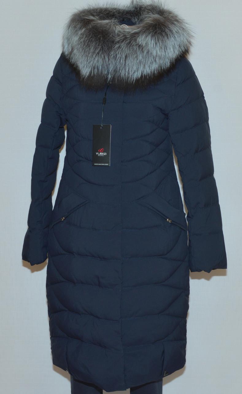 Зимняя куртка женская YUBEIZI502 (S-M)