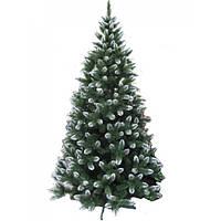 Искусственная ель Рождественская 1.5 м заснеженная, фото 1