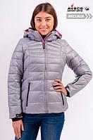 Женская куртка Avecs, серый Р. 42