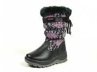 Дитячі зимові чоботи J&G