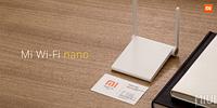 Xiaomi Mi WiFi Router Nano, оригинал, новый (В Наличии)