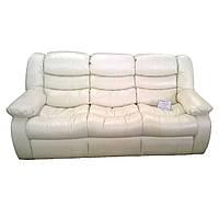 """Кожаный диван тройка """"Черокки"""""""