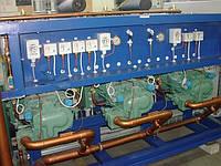 Компрессорно-конденсаторный агрегат  LH 32/2HC-1.2