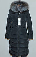 Куртка пальто женская зима KSA17803
