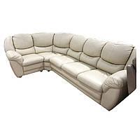 """Кожаный диван угловой """"Олигарх"""""""