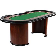 Покерный стол, игровой стол - покер Nevada De Luxe, фото 3