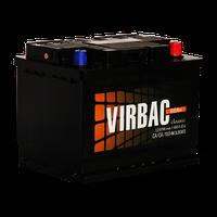 Автомобильный Аккумулятор Virbac 60 А/ч  Вирбак 60 Ампер