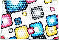 Обложка на паспорт «Ералаш-Абстракция»